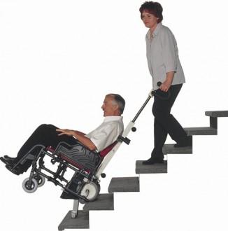 Monte escalier électrique pour fauteuil roulant - Devis sur Techni-Contact.com - 3