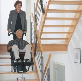 Monte escalier électrique pour fauteuil roulant - Devis sur Techni-Contact.com - 6