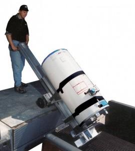 Monte-escalier électrique pour fût - Devis sur Techni-Contact.com - 4