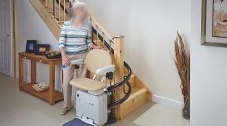 Monte-escalier electrique sur-mesure - Devis sur Techni-Contact.com - 2