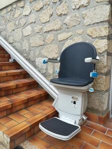 Monte escalier extérieur - Devis sur Techni-Contact.com - 4