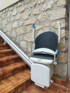 Monte escalier extérieur - Devis sur Techni-Contact.com - 6