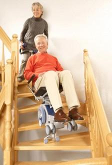 Monte escalier maniable - Devis sur Techni-Contact.com - 4