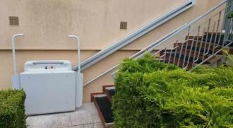 Monte escalier PMR - Devis sur Techni-Contact.com - 1