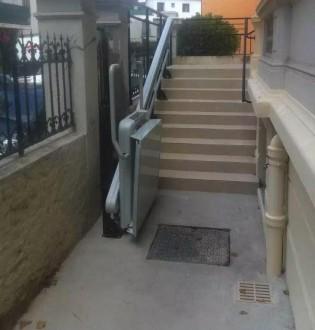 Monte escalier PMR - Devis sur Techni-Contact.com - 3