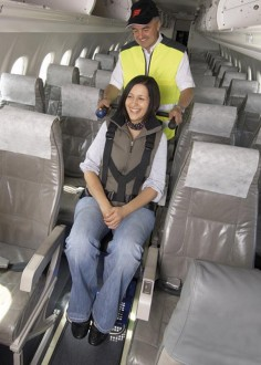 Monte escalier pour avion - Devis sur Techni-Contact.com - 3