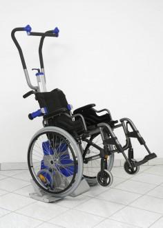 Monte escalier universel pour fauteuil roulant - Devis sur Techni-Contact.com - 3