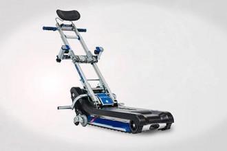 Monte escaliers à chenillettes pour fauteuil roulant - Devis sur Techni-Contact.com - 1
