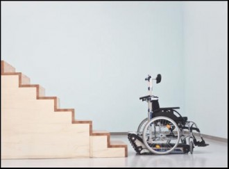 Monte escaliers à chenillettes pour fauteuil roulant - Devis sur Techni-Contact.com - 2