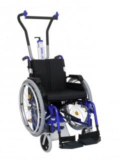 Monte-escaliers à fauteuil roulant intégré - Devis sur Techni-Contact.com - 1