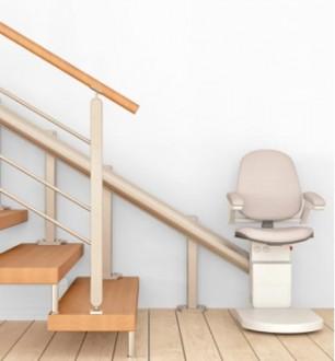 Monte escaliers sur mesure - Devis sur Techni-Contact.com - 1