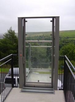 Monte handicapé ouverte 2 ou 3 mètres - Devis sur Techni-Contact.com - 7