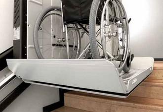 Monte handicapé Technologie départ/ arrêt en douceur - Devis sur Techni-Contact.com - 1