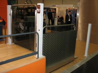 Monte handicapés 250 Kg - Devis sur Techni-Contact.com - 3