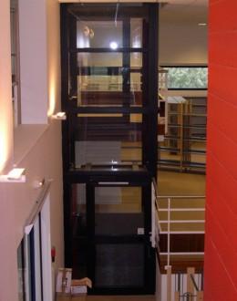 Monte handicapés 400 Kg - Devis sur Techni-Contact.com - 2
