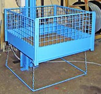 Monte matériaux 150 kg et 250 kg - Devis sur Techni-Contact.com - 2