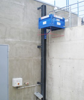 Monte matériaux automatique - Devis sur Techni-Contact.com - 1