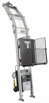 Monte matériaux de chantier aluminium renforcé 250 Kg - Devis sur Techni-Contact.com - 1