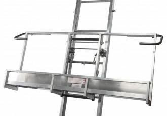 Monte matériaux de chantier aluminium renforcé 250 Kg - Devis sur Techni-Contact.com - 12
