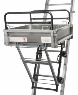 Monte matériaux de chantier aluminium renforcé 250 Kg - Devis sur Techni-Contact.com - 13
