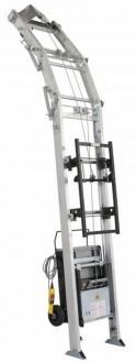 Monte matériaux de chantier aluminium renforcé 250 Kg - Devis sur Techni-Contact.com - 4