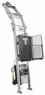 Monte-matériaux de chantier couvreur - Devis sur Techni-Contact.com - 1