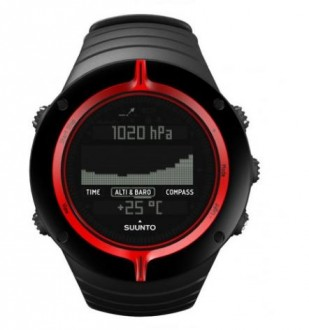 Montre cardio multisport rouge - Devis sur Techni-Contact.com - 1