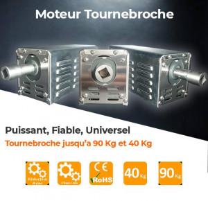 Moteur tournebroche 90kg - Devis sur Techni-Contact.com - 5