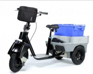 Moto triporteur electrique - Devis sur Techni-Contact.com - 2