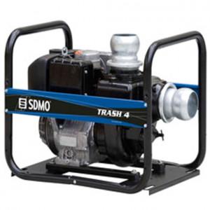 Motopompe diesel 4 temps - Devis sur Techni-Contact.com - 1