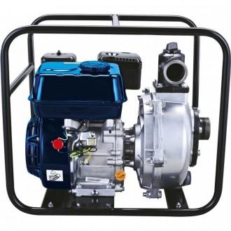 Motopompe haute pression Débit 30 m³ - Devis sur Techni-Contact.com - 1