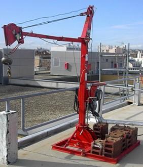 Multi grue mobile 250 kg - Devis sur Techni-Contact.com - 1