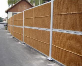 Mur anti bruit végétalisable - Devis sur Techni-Contact.com - 1
