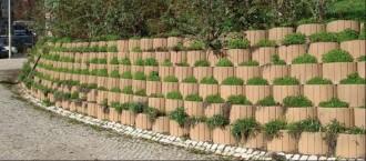 Mur de soutènement décoratif jardinière - Devis sur Techni-Contact.com - 2