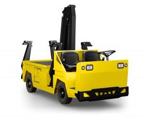 Camion grue électrique - Devis sur Techni-Contact.com - 1