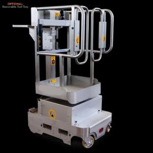 Nacelle 5 mètres Inox - Devis sur Techni-Contact.com - 2
