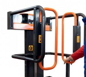 Nacelle 5 mètres manuelle - Devis sur Techni-Contact.com - 2