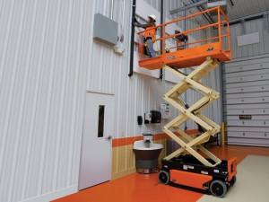Nacelle à ciseaux électrique JLG - Devis sur Techni-Contact.com - 4
