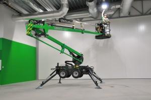 Nacelle araignée 200 kg par 2 personnes - Devis sur Techni-Contact.com - 6