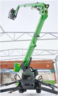 Nacelle araignée hydraulique 16.5 M - Devis sur Techni-Contact.com - 3
