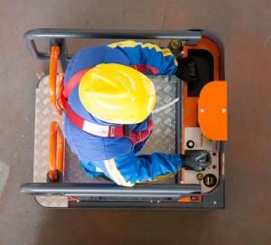 Nacelle automotrice 5 m ultra légère - Devis sur Techni-Contact.com - 4