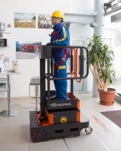 Nacelle automotrice 5 m ultra légère - Devis sur Techni-Contact.com - 5