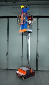 Nacelle automotrice 5 m ultra légère - Devis sur Techni-Contact.com - 6