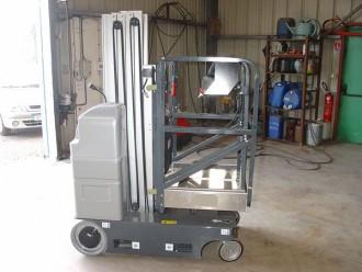 Nacelle automotrice compacte 160 Kg - Devis sur Techni-Contact.com - 5
