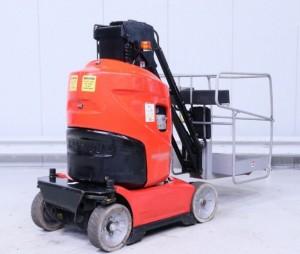 Nacelle automotrice occasion à mât 200 kg - Devis sur Techni-Contact.com - 2