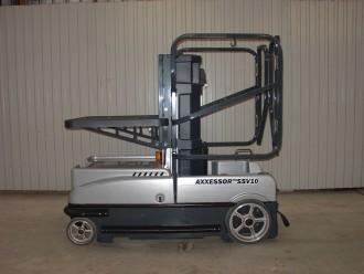 Nacelle automotrice Picking - Devis sur Techni-Contact.com - 4