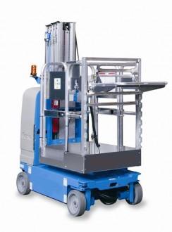 Nacelle automotrice verticale - Devis sur Techni-Contact.com - 1