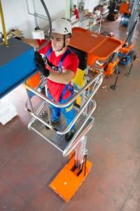 Nacelle élévatrice 8 mètres de hauteur travail - Devis sur Techni-Contact.com - 2