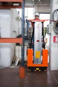Nacelle élévatrice 8 mètres de hauteur travail - Devis sur Techni-Contact.com - 8