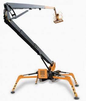 Nacelle élévatrice araignée - Devis sur Techni-Contact.com - 1
